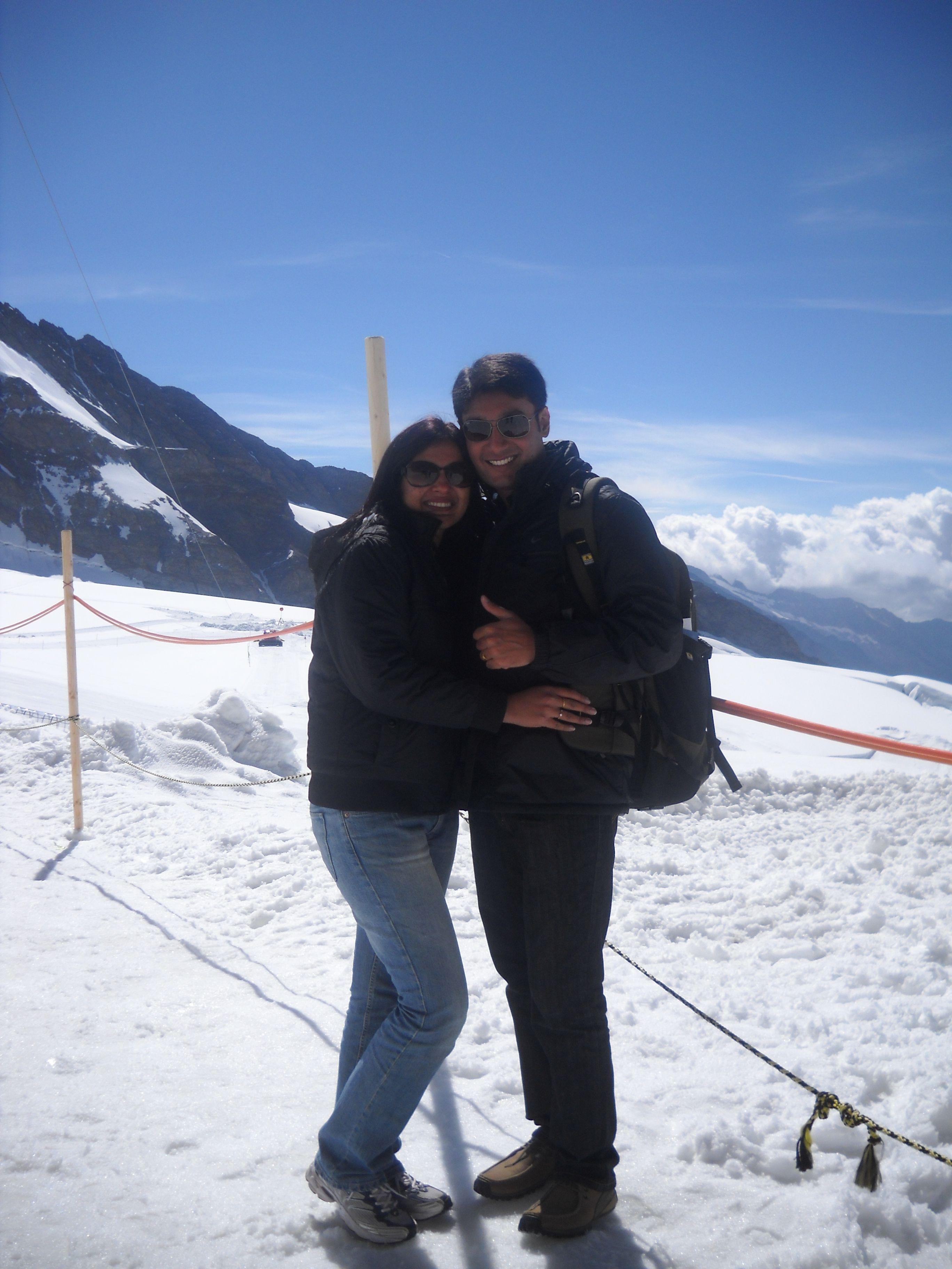 Rahul & Radhika